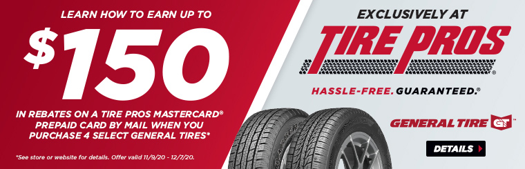 General Tires Coupon